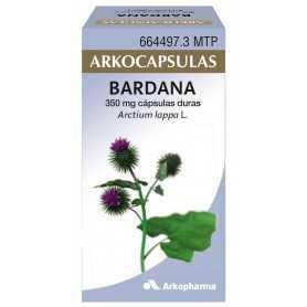 Arkocápsulas Bardana 350 Mg 48 Cápsulas