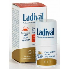 Ladival Cover Acción Antimanchas SPF50+ 4 GR