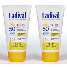 Duplo Ladival Niños Leche Hidratante SPF50+ 2x150 ML