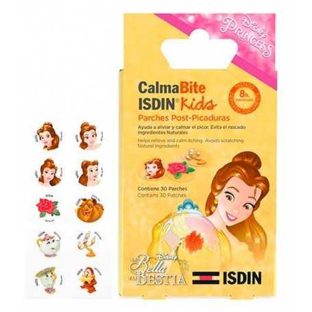 ISDIN CALMABITE KIDS BELLA Y BESTIA 30 PARCHES