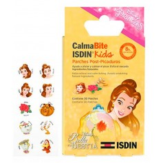 Isdin Calmabite Kids Bella Y Bestia 30 Parches Post-Picaduras