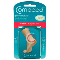 COMPEED AMPOLLAS MEDIANO 5 U
