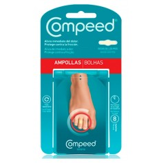 COMPEED AMPOLLAS EN DEDOS PIES 8 U