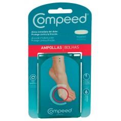COMPEED AMPOLLAS PEQUEÑO 6 U