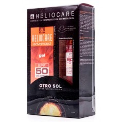 Pack Heliocare Advanced Gel SPF50 200 ML + Ultra Gel SPF90 25 ML