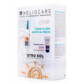 Pack Heliocare 360 Pediatrics Atopic Lotion SPF50+ 200 ML + Dermacare Atopic Lotion 100 ML