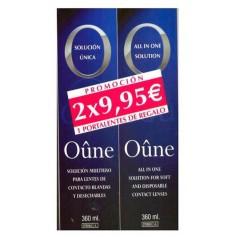 Duplo Oune Solución Única 2X360 ML