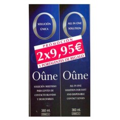 DUPLO OUNE SOLUCION UNICA 2X360 ML