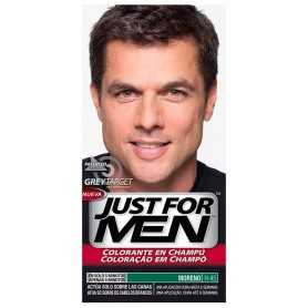 JUST FOR MEN COLORANTE EN CHAMPU MORENO H-45