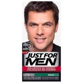 JUST FOR MEN COLORANTE EN CHAMPU MORENO H-45