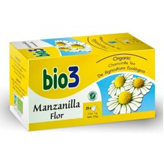 Bio3 Manzanilla Ecologica 1 GR 25 U