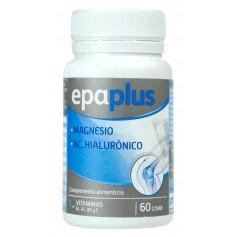 EPAPLUS MAGNESIO + AC. HIALURONICO 60 COMPRIMIDOS