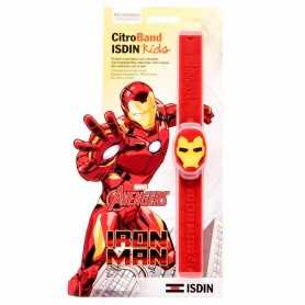 Isdin Citroband Kids Pulsera Antimosquitos Iron Man + 2 Recargas