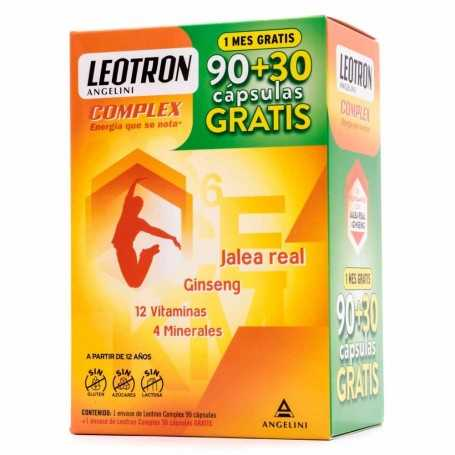 LEOTRON COMPLEX 90+30 COMPRIMIDOS