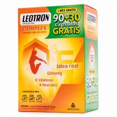 Leotron Complex 90 + 30 Comprimidos