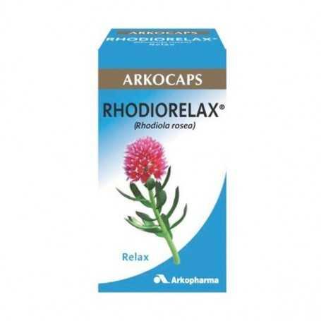 Arkocápsulas Rhodiorelax Relajación 45 Cápsulas