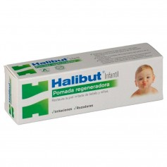 Halibut Infantil Pomada Regeneradora 45 GR