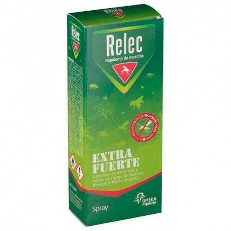 RELEC EXTRA FUERTE REPELENTE DE INSECTOS SPRAY 75 ML