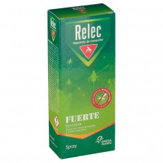 RELEC FUERTE SENSITIVE REPELENTE DE MOSQUITOS SPRAY 75 ML