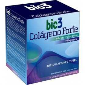 Bie3 Colágeno Forte+Ac.Hialurónico 30 Sobres