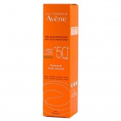 AVENE SOLAR FLUIDO COLOREADO SPF50+ 50 ML
