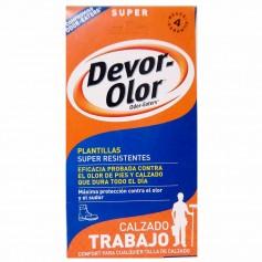 DEVOR OLOR PLANTILLAS SUPER RESISTENTES
