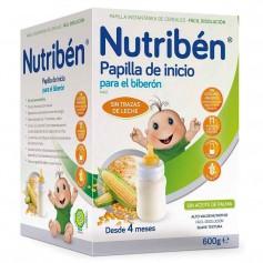 NUTRIBEN PAPILLA DE INICIO PARA EL BIBERÓN 600 GR