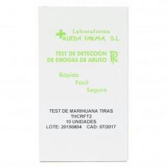 TEST MARIHUANA RF 10 TIRAS
