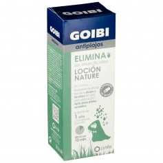 GOIBI ANTIPIOJOS LOCIÓN NATURE 200 ML