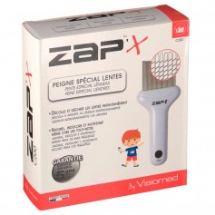 ZAP X PEINE LENDRERA C200