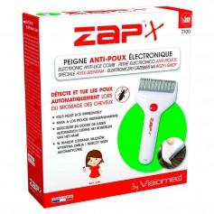 ZAP X PEINE LENDRERA ELECTRÓNICA Z100