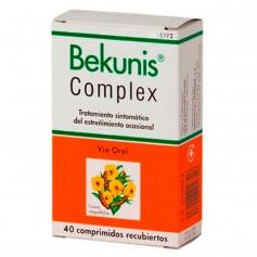 BEKUNIS COMPLEX 40 GRAGEAS