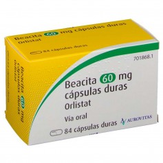 Beacita 60 MG 84 Cápsulas