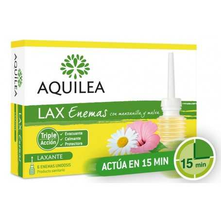 Aquilea Lax 6 Enemas