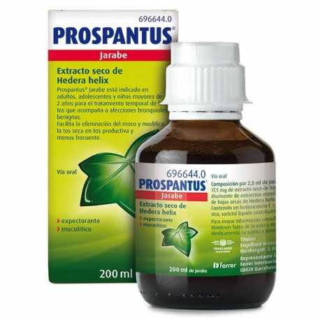 PROSPANTUS JARABE 200 ML