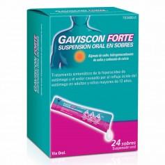 Gaviscon Forte 24 Sobres Suspensión Oral 10 ML