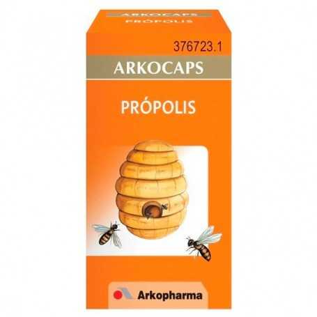 Arkocapsulas Propolis 84 Cápsulas