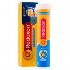 Redoxon Extra Defensas Vitamina C + Zinc Naranja 15 Comprimidos