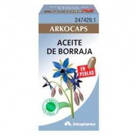 Arkocápsulas Aceite Borraja 50 Perlas