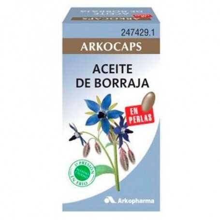 Arkocapsulas Aceite Borraja 50 Perlas