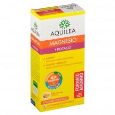 AQUILEA MAGNESIO+POTASIO 28 COMPRIMODS EFERVESCENTES NARANJA