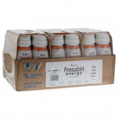 FRESUBIN ENERGY DRINK VAINILLA 24X200 ML
