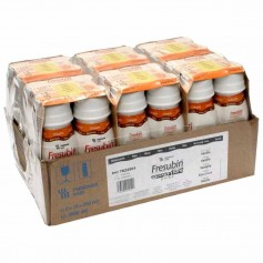 FRESUBIN ENERGY FIBRE DRINK VAINILLA 24X200 ML