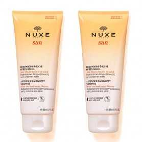 DUPLO NUXE CHAMPÚ AFTERSUN 2X200 ML