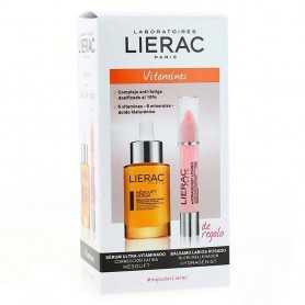 Cofre Lierac Serum Mesolift 30 ML + Labial Rosa