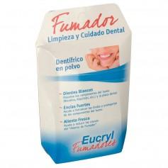 Eucryl Fumadores Cuidado Integral Polvo Dental 50 GR