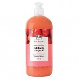 SOIVRE EXFOLIANTE FRUTOS ROJOS 500 ML