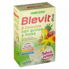 BLEVIT PLUS 8 CEREALES QUINOA Y FRUTAS 300 GR