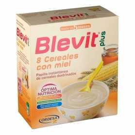 BLEVIT PLUS 8 CEREALES MIEL 600 GR
