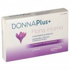 Donna Plus+ Flora Íntima 14 Cápsulas